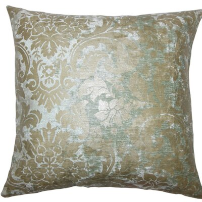 Unna Damask Throw Pillow Size: 22 x 22