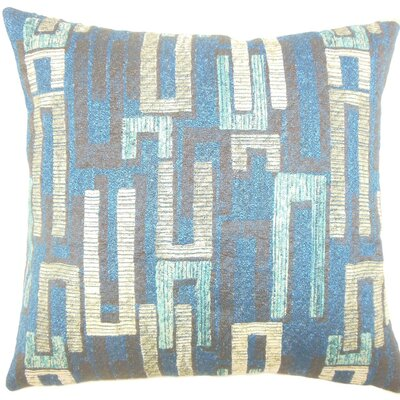 Xola Geometric Throw Pillow Size: 20 H x 20 W x 5 D