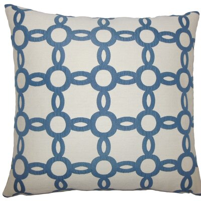 Yuya Geometric Throw Pillow Size: 18 H x 18 W x 5 D