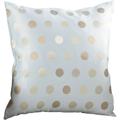 Calynda Throw Pillow Size: 18 H  x 18 W