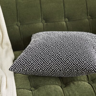 Ocussi Geometric Throw Pillow