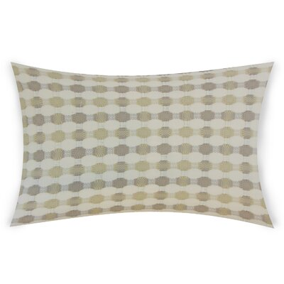 Goode Lumbar Pillow Color: Brown