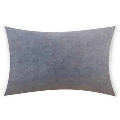 Ojeda Lumbar Pillow Color: Carbon