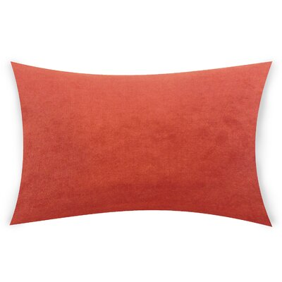 Ojeda Lumbar Pillow Color: Fire