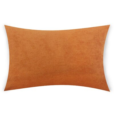 Ojeda Lumbar Pillow Color: Ginger