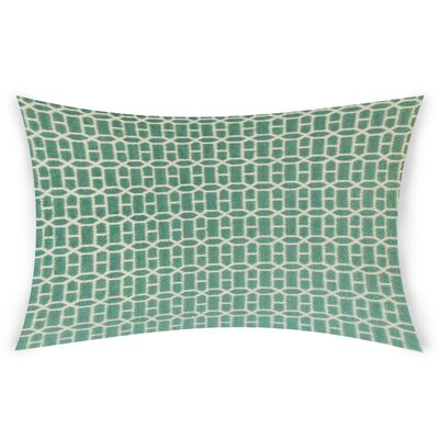 Errico Lumbar Pillow Color: Rama