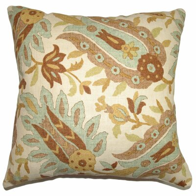 Zosia Paisley Floor Pillow