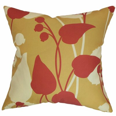 Diego Floral Floor Pillow