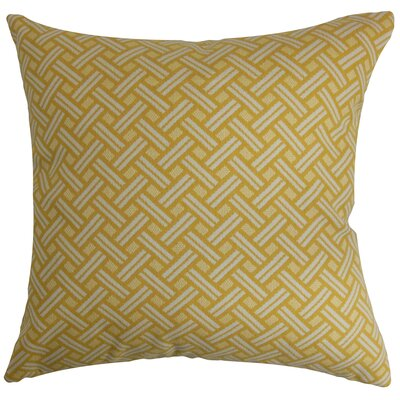 Zion Geometric Floor Pillow