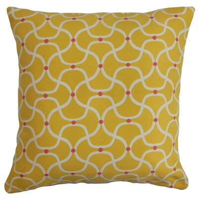 Castellanos Geometric Floor Pillow