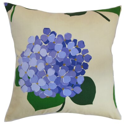 Saggiomo Floral Floor Pillow