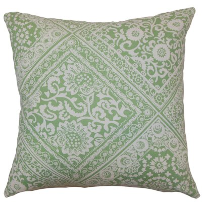 Diahann Floral Floor Pillow