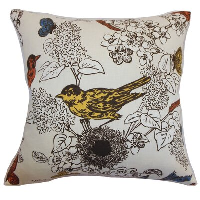 Meredith Birds Floor Pillow
