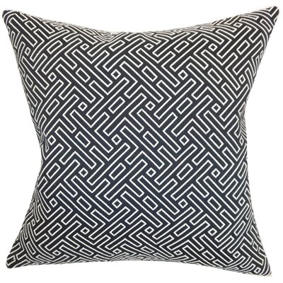 Roseau Geometric Floor Pillow
