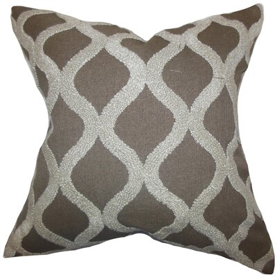Kidd Geometric Floor Pillow