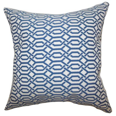 Stefano Geometric Floor Pillow