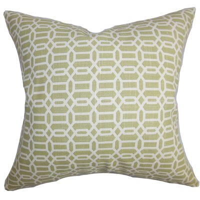 Shayne Geometric Floor Pillow