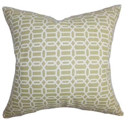 Shayne Geometric Floor Pillow