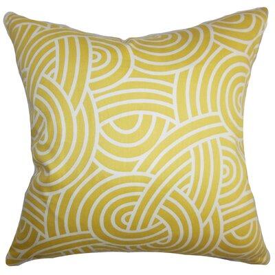 Charlie Geometric Floor Pillow
