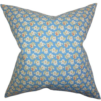 Daleville Floral Floor Pillow
