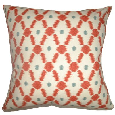 Dixie Geometric Floor Pillow