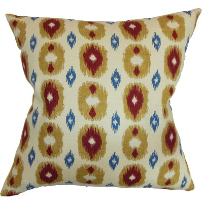 Cadbury Ikat Floor Pillow