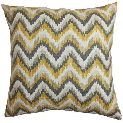 Elijah Zigzag Floor Pillow