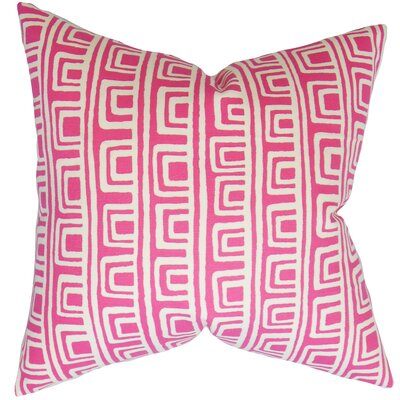 Kirk Geometric Floor Pillow
