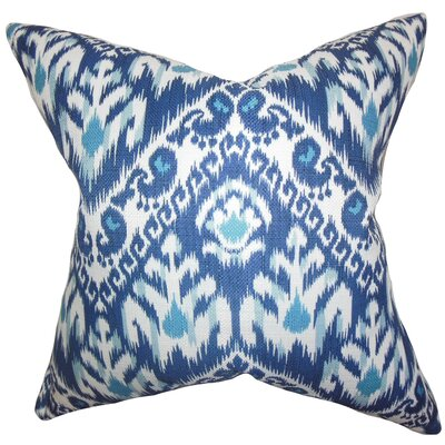 Bristow Ikat Floor Pillow