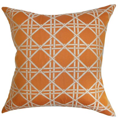 Sorenson Diamonds Floor Pillow