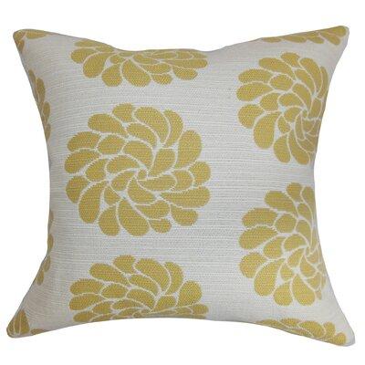 Charlie Floral Floor Pillow