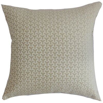 Melissa Geometric Floor Pillow