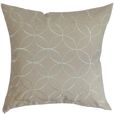 Perri Geometric Floor Pillow