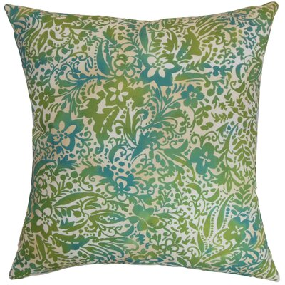 Hopkins Floral Floor Pillow