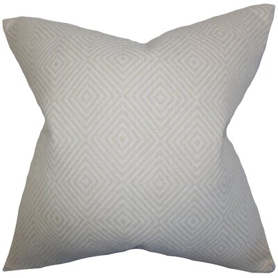 Dunkerton Geometric Floor Pillow