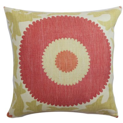 Kappler Floral Floor Pillow