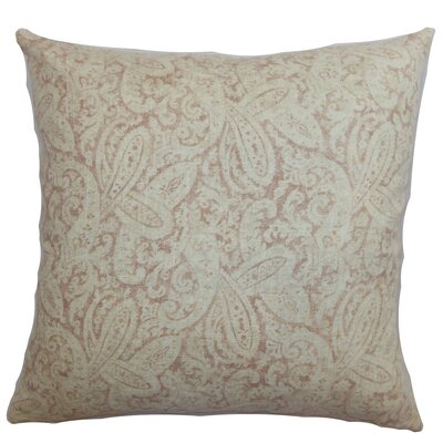 Perlo Paisley Floor Pillow