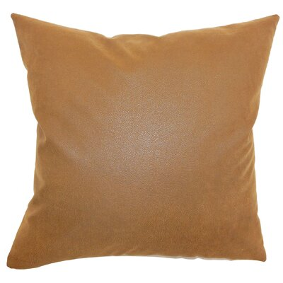 Irvona Solid Floor Pillow