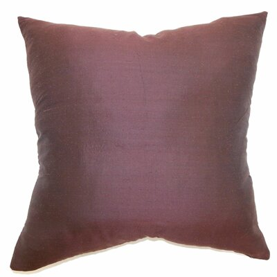 Bradlee Solid Floor Pillow