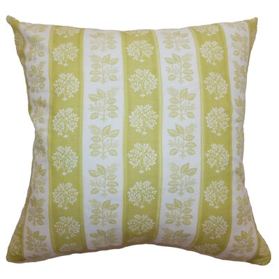Rosemarie Floral Floor Pillow