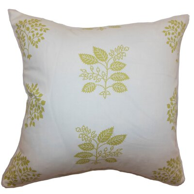 Rowena Floral Floor Pillow
