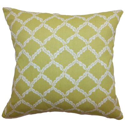 Saratoga Geometric Floor Pillow