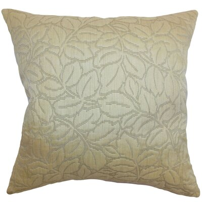 Chandlee Floral Floor Pillow