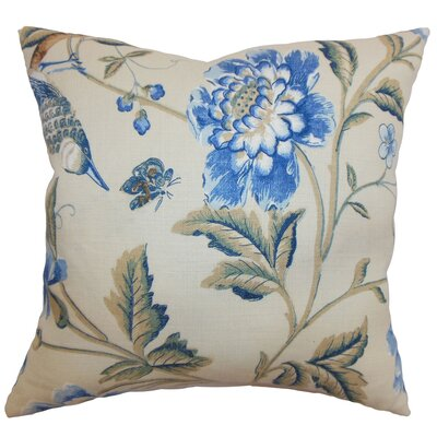 Roxie Floral Floor Pillow