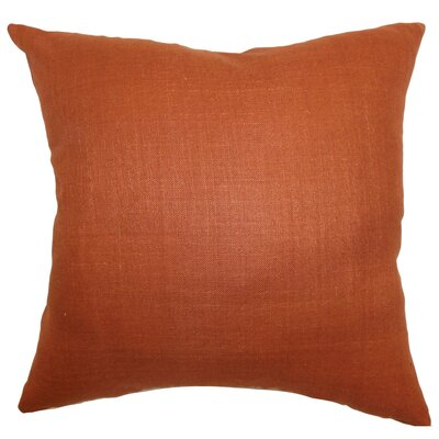Genivee Solid Floor Pillow