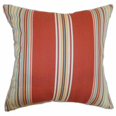 Russett Stripes Floor Pillow