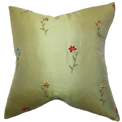 Plemmons Floral Floor Pillow