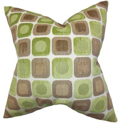 Hartline Geometric Floor Pillow