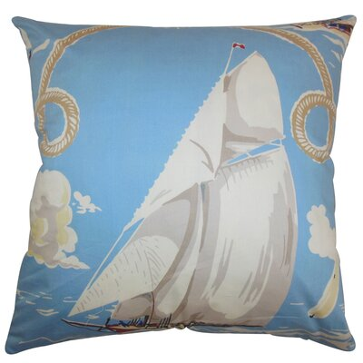 Arbury Coastal Floor Pillow