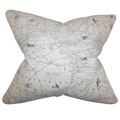 Rei Typography Floor Pillow